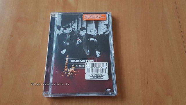 Rammstein - Live Aus Berlin (DVD) | Version 1 | 1