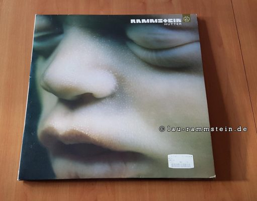Rammstein - Mutter (Limited 12inch Vinyl, Gatefold) | 1