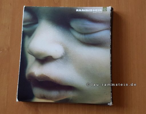 Rammstein – Mutter (Limited Digipak) | 1