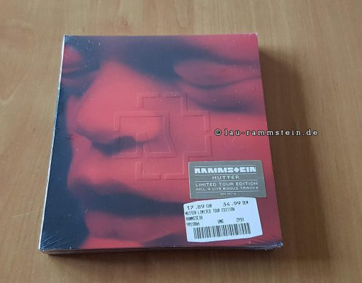 Rammstein - Mutter (Limited Tour Edition) | Neu | 1