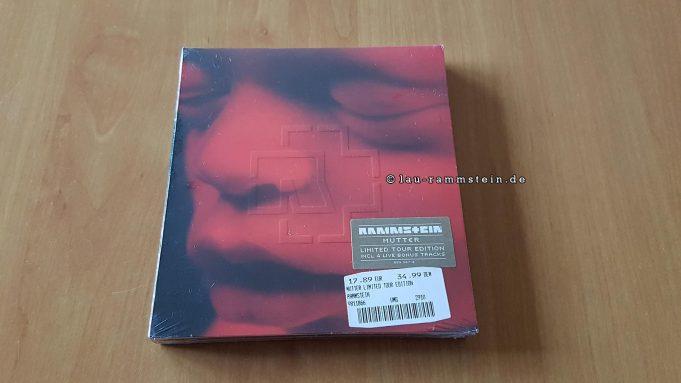 Rammstein - Mutter (Limited Tour Edition) | Neu | 1