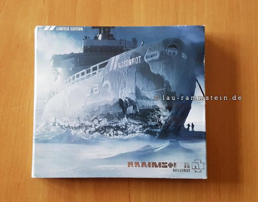 Rammstein - Rosenrot (Limited Edition) | 1
