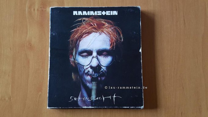 Rammstein - Sehnsucht (Limited Digipak) Flake | Version 1 | 1