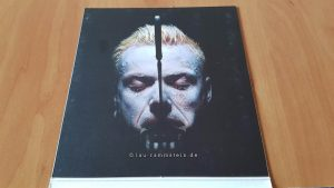 Rammstein - Sehnsucht (Limited Digipak) Flake | Version 1 | 10