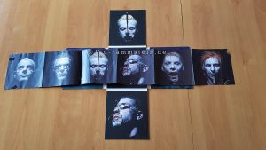 Rammstein - Sehnsucht (Limited Digipak) Flake | Version 1 | 11