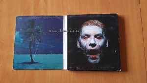 Rammstein - Sehnsucht (Limited Digipak) Flake | Version 1 | 2