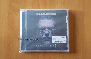 Rammstein - Sehnsucht (2. Pressung, graviert) Richard | 1