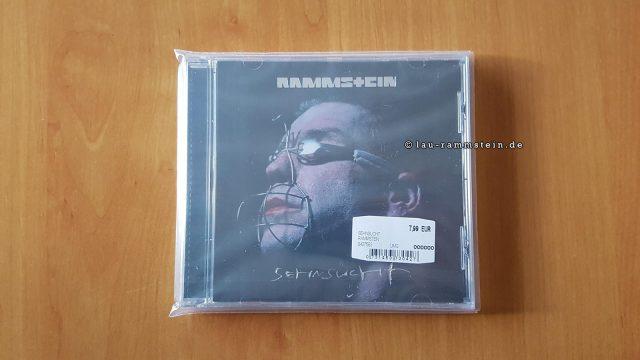 Rammstein - Sehnsucht (2. Pressung, graviert) Till | 1