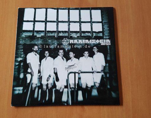 Rammstein - Haifisch (Limited 7inch Vinyl, UK import) | 1