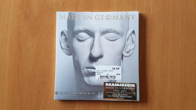 Rammstein - Made in Germany (Digipak) | Flake | 1