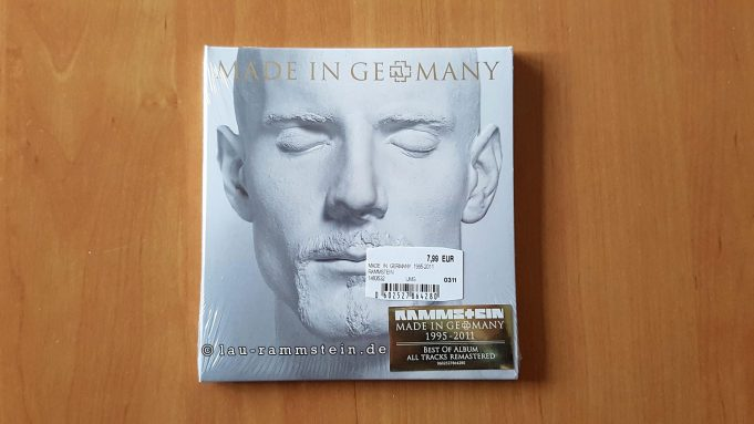 Rammstein - Made in Germany (Digipak) | Oliver | 1