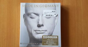 Rammstein - Made in Germany (Special Edition, 2CD) | Fehldruck | Paul | 1