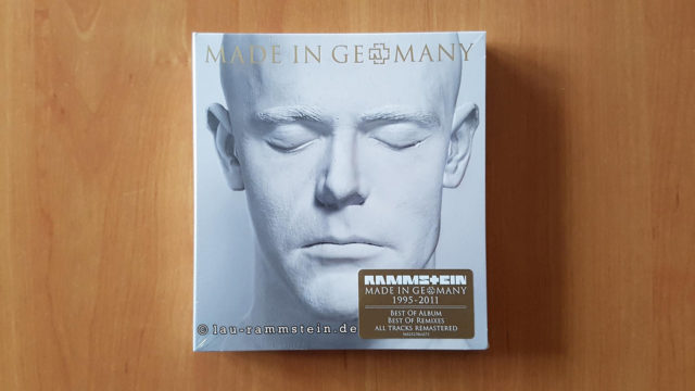 Rammstein - Made in Germany (Special Edition)   Richard   1