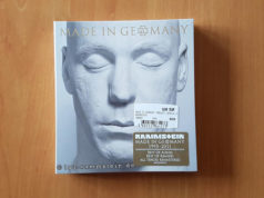 Rammstein - Made in Germany (Special Edition, 2CD) | Fehldruck | Till | 1