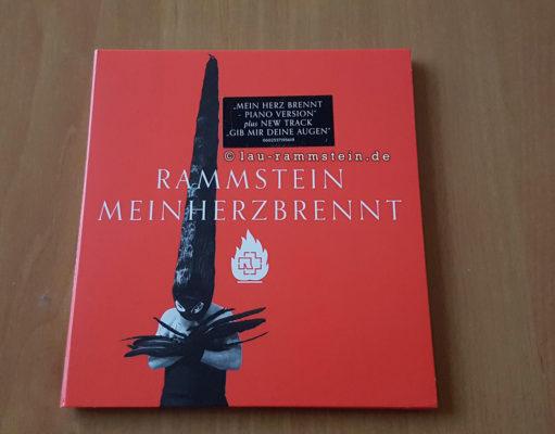 Rammstein - Mein Herz Brennt (Limited Digipak)   1
