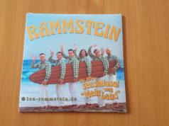 Rammstein - Mein Land (7inch orange Vinyl) | Ohne Sticker | Neu | 1