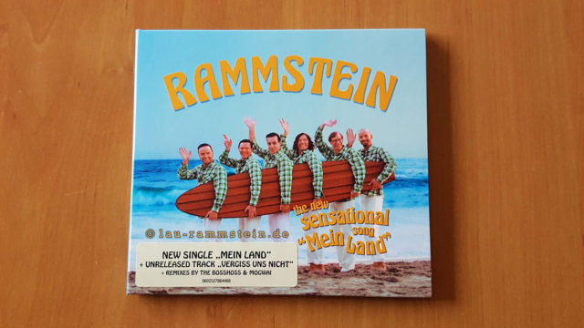 Rammstein - Mein Land (Limited Pop-Up Digipak) | 1