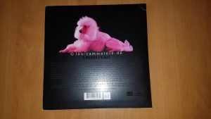 Rammstein - Pussy (Limited 7inch Vinyl, UK Import) | Nummer 418 | 3