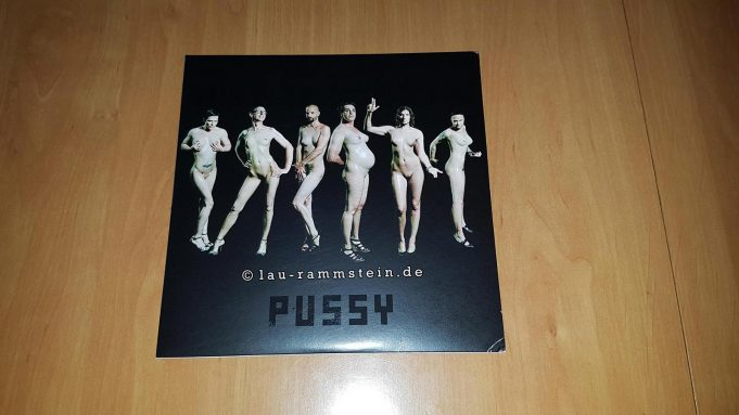 Rammstein - Pussy (Limited 7inch Vinyl, UK Import)   Nummer 467   1