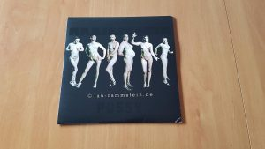 Rammstein - Pussy (Limited 7inch Vinyl, UK Import) | Nummer 467 | 2