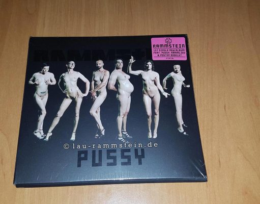 Rammstein - Pussy (Limited Digipak mit Sticker) | Neu | 1
