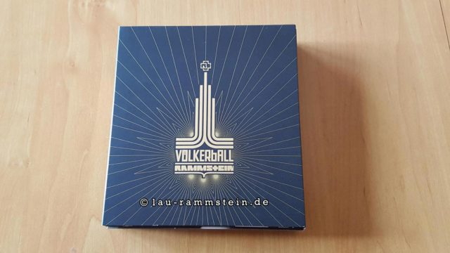 Rammstein - Völkerball (Special Edition, 2DVD + 1CD) | 1
