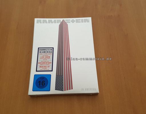 Rammstein - In Amerika (DVD) | Neu | 1