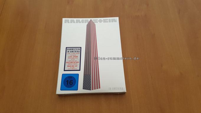 Rammstein - In Amerika (DVD)   Neu   1