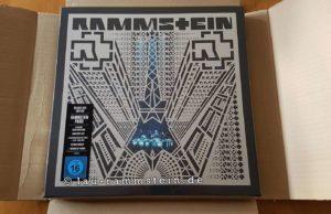 Rammstein: Paris (Deluxe Box Edition - CD, Blu-Ray, Vinyl) | Neu | 1