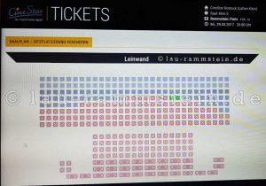 Rammstein: Paris | Kino Saalplan