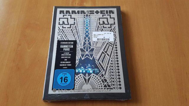 Rammstein: Paris (Standard Edition, DVD) | Neu | 1
