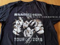 Rammstein - T-Shirt Festivaltour 2016 | 1