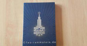 Rammstein - Völkerball (DVD + CD, A5 Format) | 1