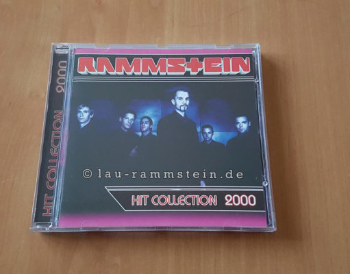 Rammstein - Hit Collection 2000 (Bootleg) | 1