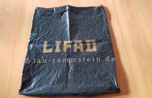 Rammstein - Tüte LIFAD | Design 1 | 1