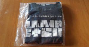 Rammstein - T-Shirt Festivaltour 2017 | Neu | 2