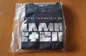 Rammstein - T-Shirt Festivaltour 2017 | Neu | 1