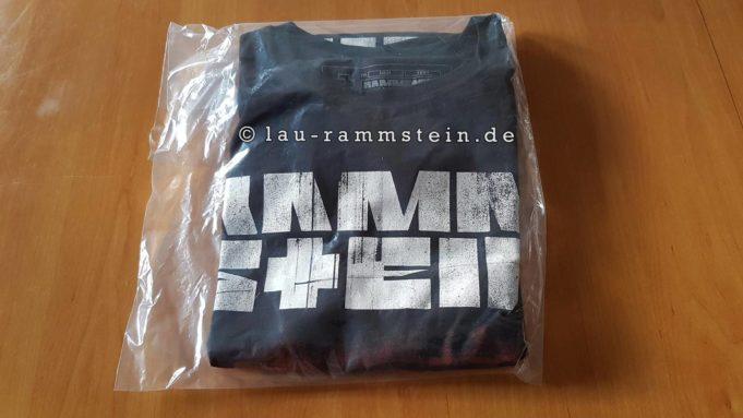Rammstein - T-Shirt Festivaltour 2017   Neu   2