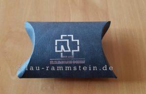 Rammstein - Verpackung Schriftzug + Logo | 1