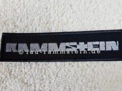 Rammstein - Aufnäher Rammstein | 1