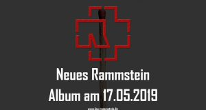 Neues Rammstein Album am 17.05.2019