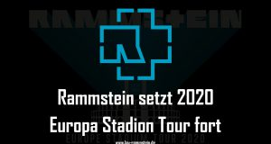 Rammstein setzt 2020 Europa Stadion Tour fort | 1