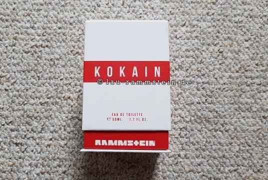 Rammstein - Kokain Parfum 50ml | 1