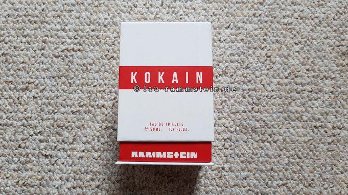 Rammstein - Kokain Parfum 50ml   1