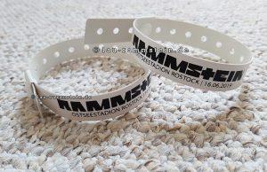 Rammstein - VIP Armband Ostseestadion Rostock 16.06.2019 | 1