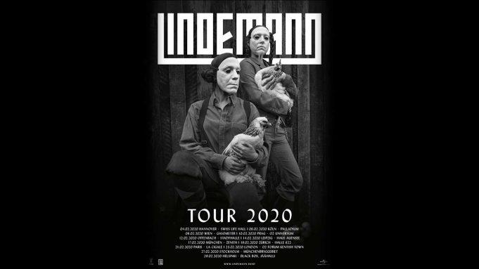 Lindemann geht 2020 auf Tour