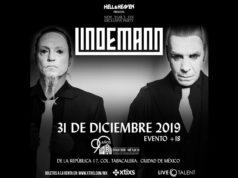 Lindemann gibt Silvesterkonzert in Mexiko Ende 2019