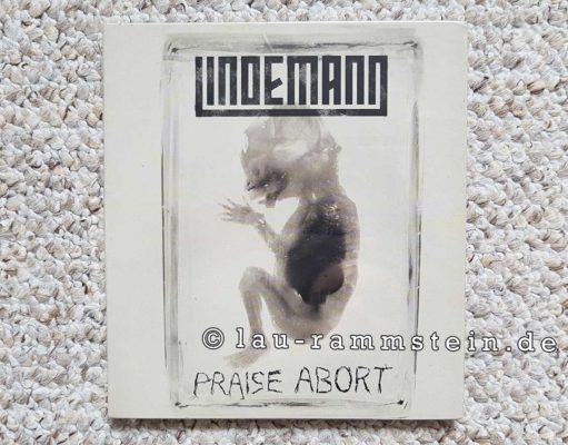 Lindemann - Praise Abort (Digipak)   1