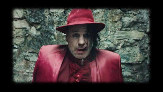 Neues Lindemann Video