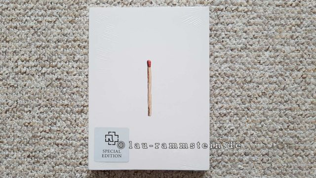 Rammstein - Unbetitelt (Special Edition) | 1